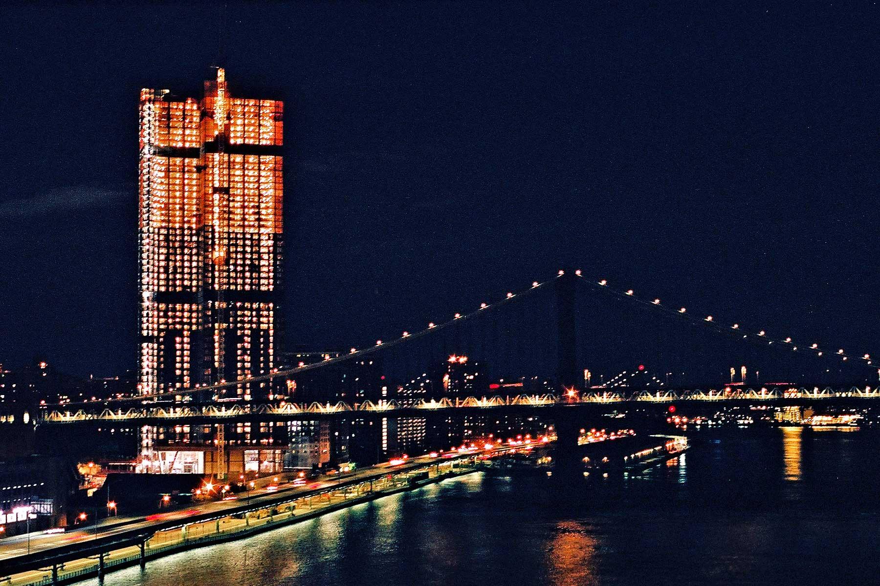Two Bridges - NYC