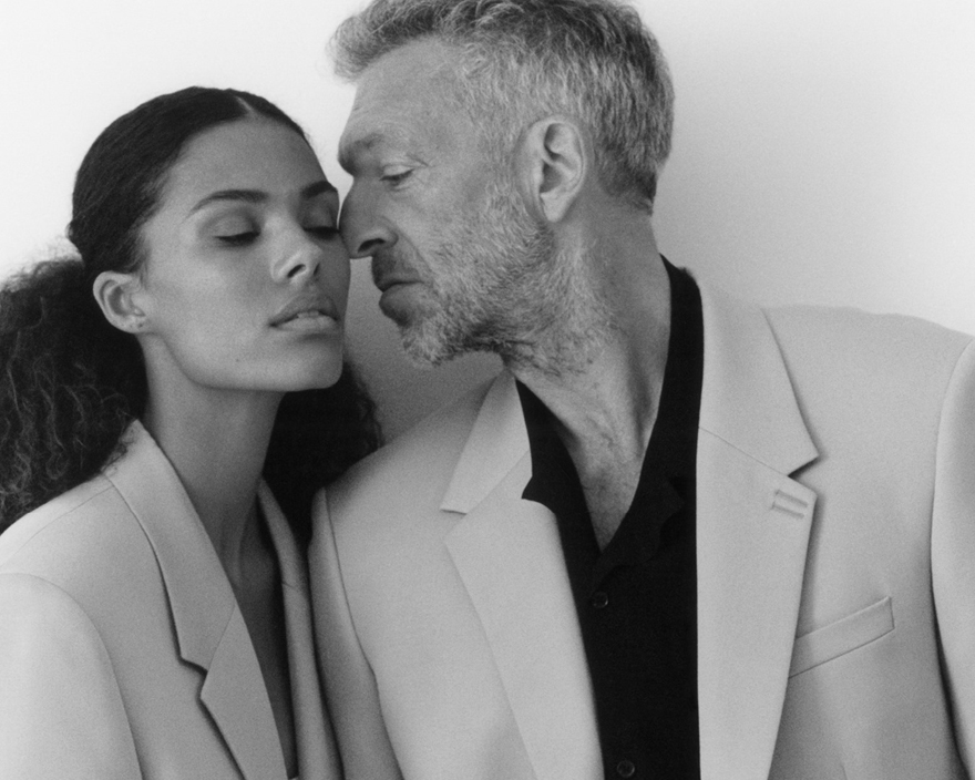 Vincent-Cassel-and-Tina-Kunakey-The Kooples