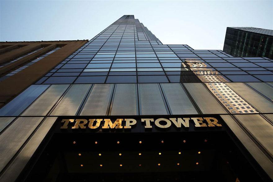 Trump Tower στην Πέμπτη Λεωφόρο