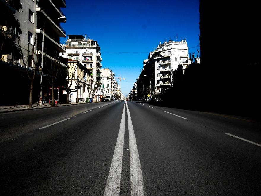 Εγνατία, Θεσσαλονίκη