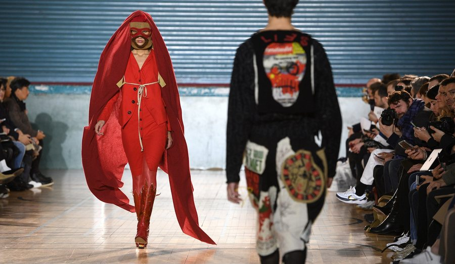 Vivienne Westwood - Runway - London Men's Fashion Week
