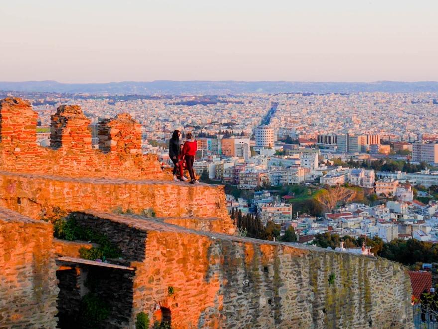 Πύργος Τριγωνίου (Αλυσίδας), Θεσσαλονίκη