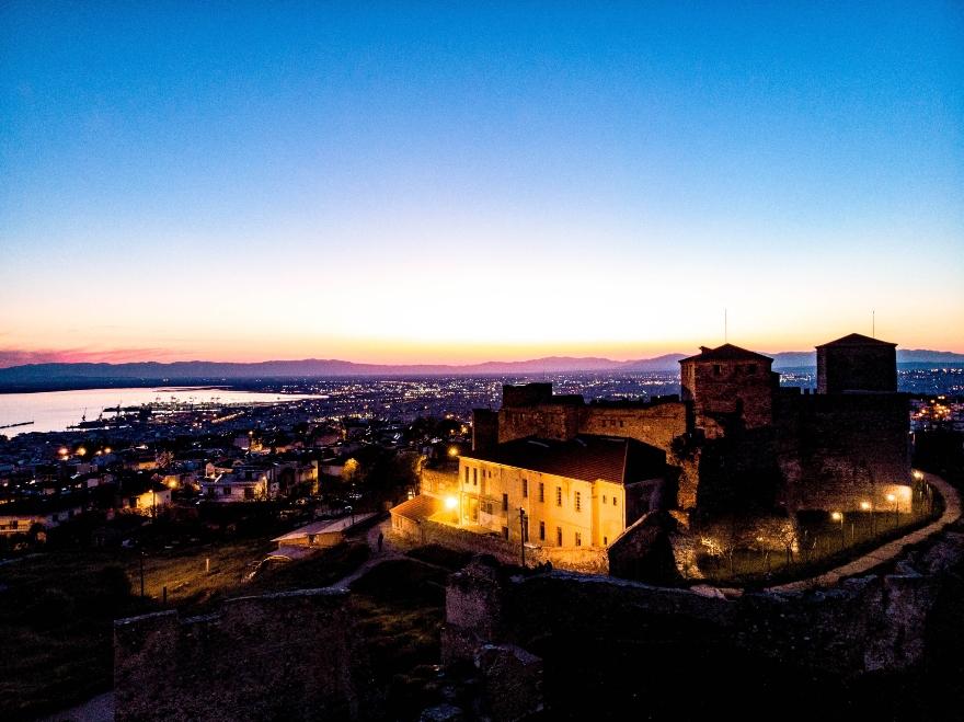 Κάστρα, Θεσσαλονίκη