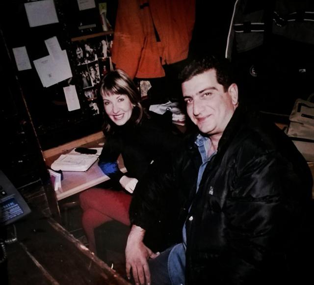 Η Λίζα και ο Τάκης (που άνοιξε μετά το Mai Tai) από το σκληρό πυρήνα της Rock 'n' roll οικογένειας