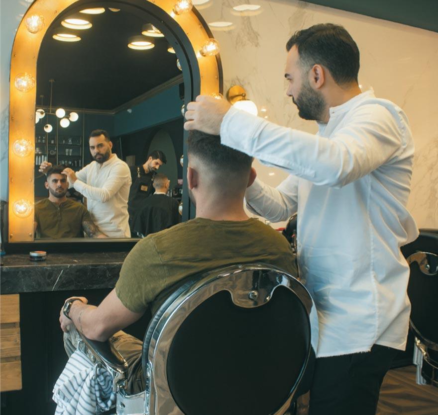 Billy's Barber Salon
