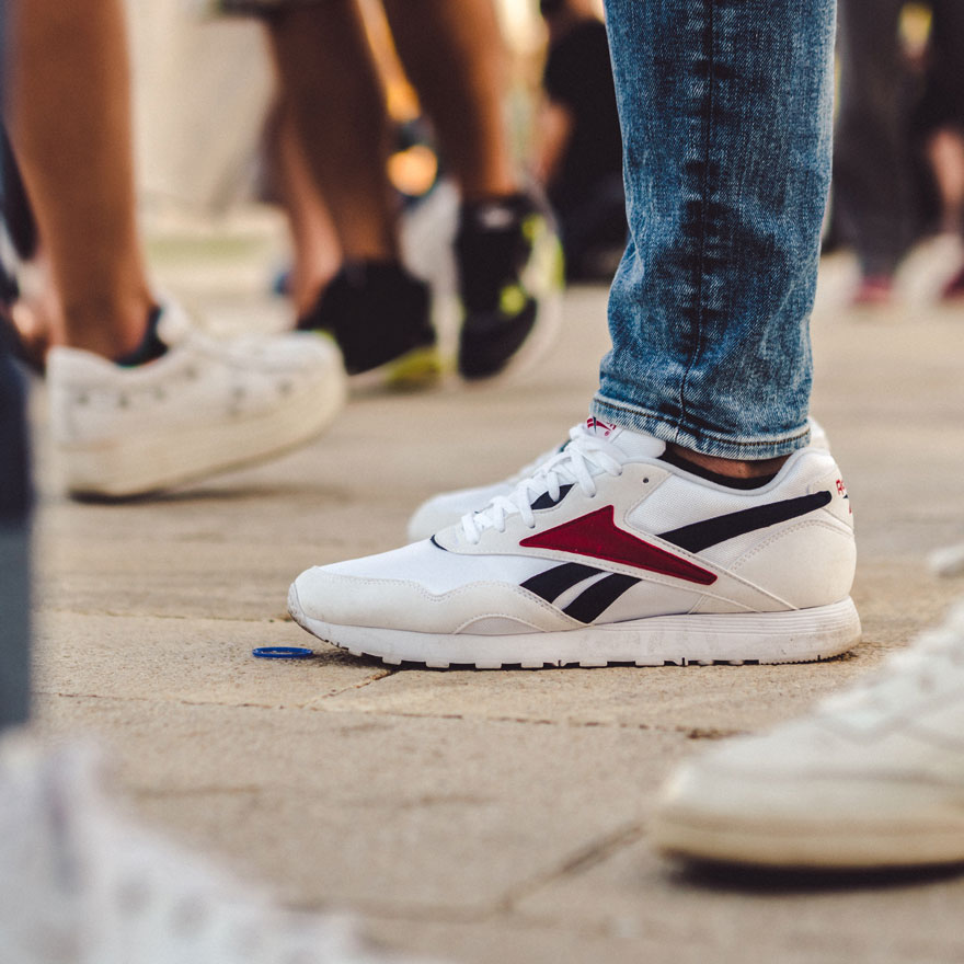 Reebok Classic @ Release Athens Festival 2018
