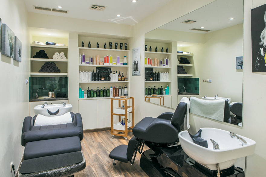 Athens Hair Spa
