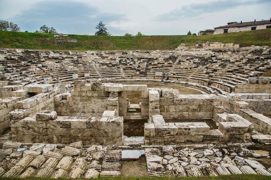 Α΄ Αρχαίο Θέατρο Λάρισας