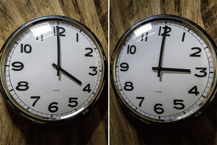 Αλλαγή ώρας 2021: Την τελευταία Κυριακή του Οκτωβρίου οι δείκτες του ρολογιού πάνε μία ώρα πίσω για να δείξουν 03.00 (από 04.00)