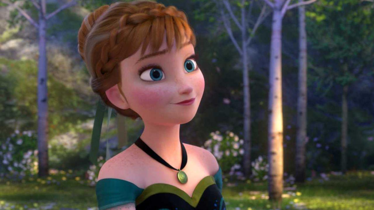 βγαίνει με την ιστορία της πριγκίπισσας του πάγου
