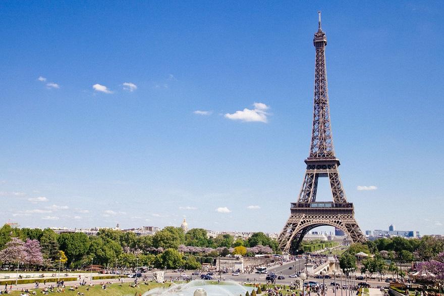 Ο Πύργος του Άιφελ, στο Παρίσι