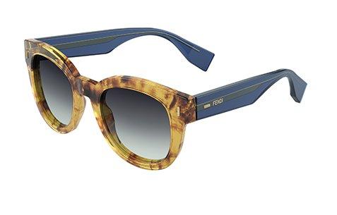 072f3e5af1 Η νέα συλλογή γυαλιών ηλίου Άνοιξη Καλοκαίρι 2014 της Fendi