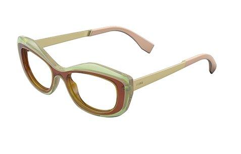 67bced9b3c ΣΟΦΙΣΤΙΚΕ VINTAGE ΔΙΑΘΕΣΗ (Μod. FF 0026 S και FF 0028). Αυτά τα γυαλιά ηλίου  και ο σκελετός οράσεως από ασετάτ με έμπνευση από το παρελθόν ...