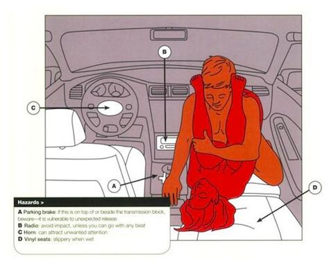 το ράδιο-σεξ για αυτοκίνητα