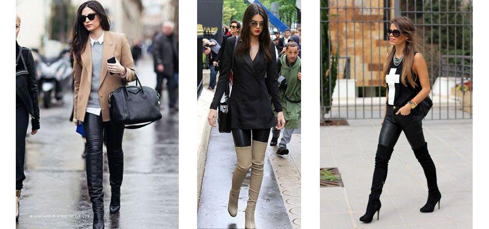 b6e178f3b0c 15 outfits για τις ψηλές σου μπότες | Athens Voice