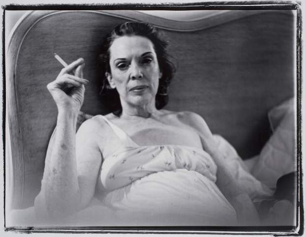 Coral Ridge Towers (Mom Smoking), © Marilyn Minter