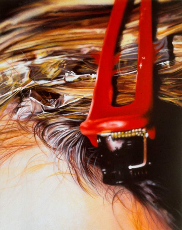 Clip (cropped), © Marilyn Minter