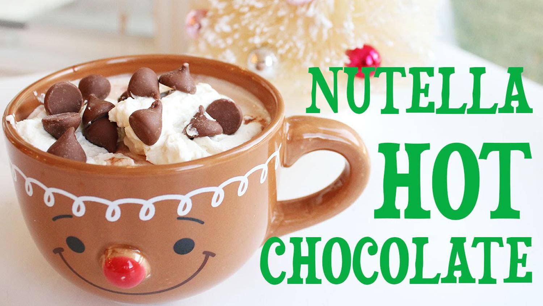 Σοκολάτα με Nutella