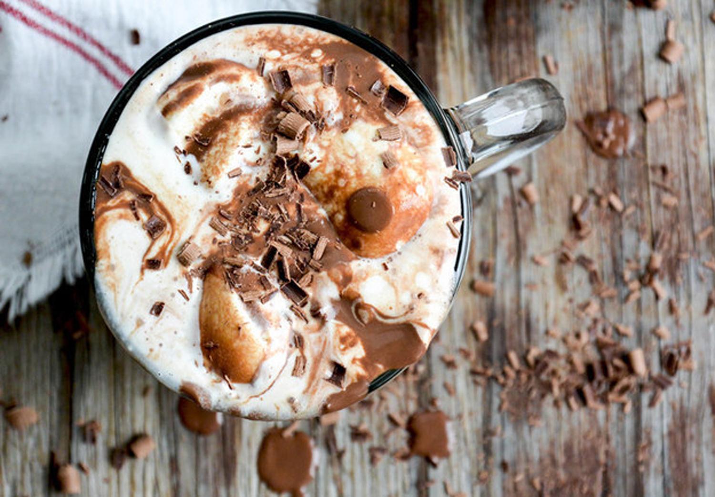 Σοκολάτα με παγωτό
