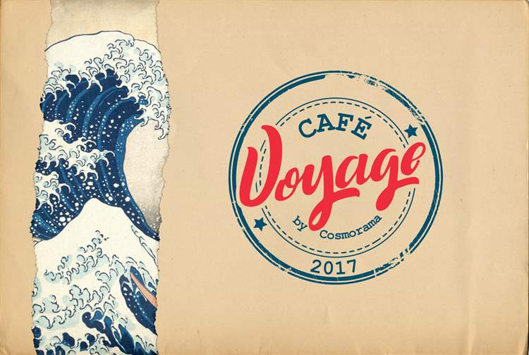 Cafe Voyage by Cosmorama