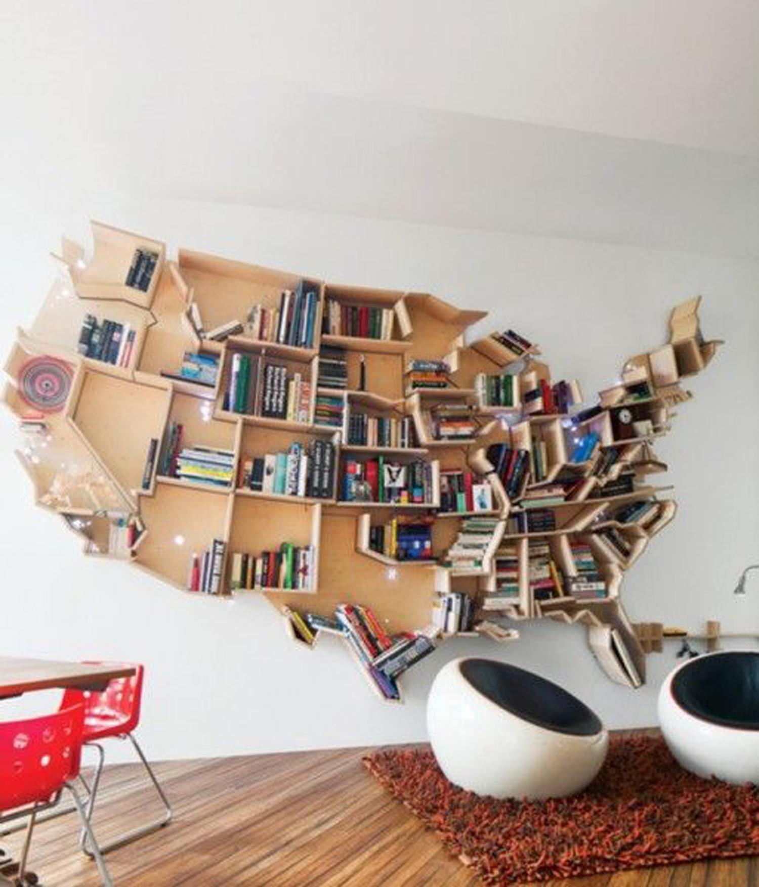 Η βιβλιοθήκη που ξέρει από γεωγραφία