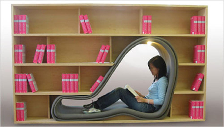 Η βιβλιοθήκη που έχει χώρο και για εσένα