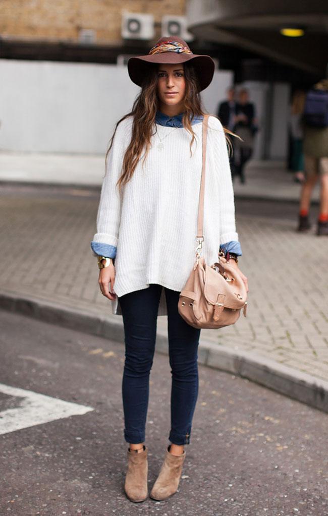 888d5ce49efe ... το πουλόβερ σου είναι υπερβολικά φαρδύ και σε κάνει να μοιάζεις με  σακί