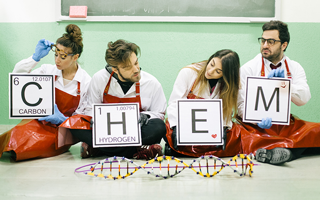 Χημεία σεξ gay