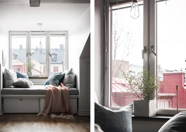 Μια γωνιά με θέα τη Στοκχόλμη