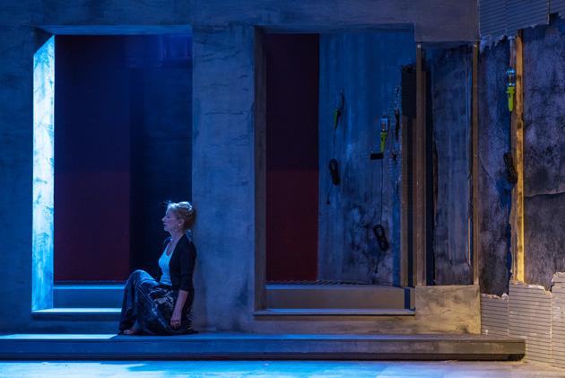 Είδαμε την πρόβα του «Άμλετ» στο θέατρο Άνεσις