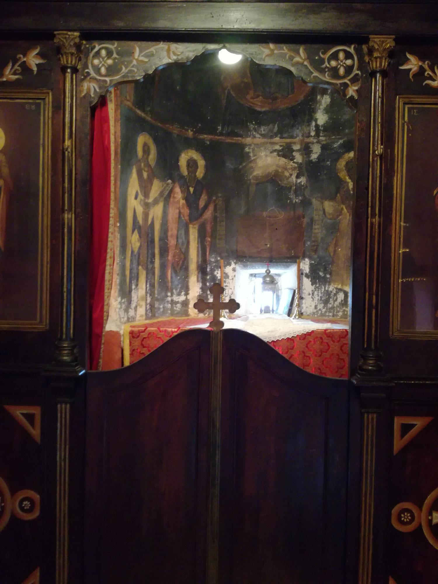 Ιερό Αγ. Γεωργίου του Βράχου