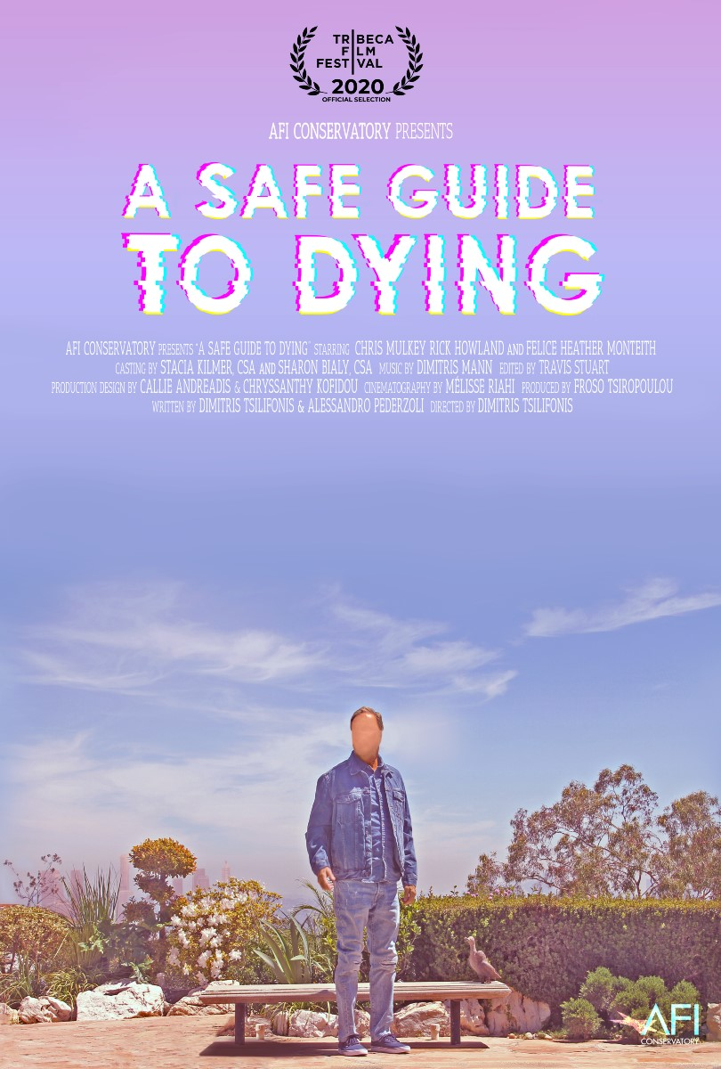 Tribeca, Poster A Safe Guide to Dying