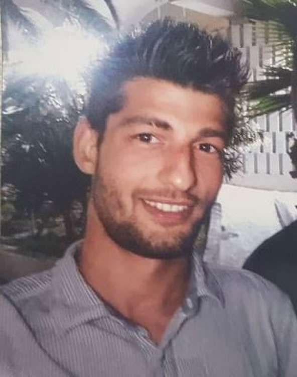 Ο 27χρονος αγνοούμενος Yordan Diven