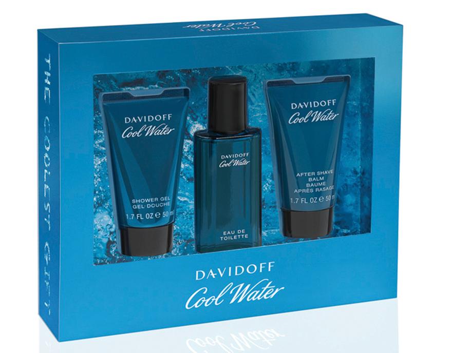 Το κλασικό ανδρικό άρωμα της Davidoff επιστρέφει και μάλιστα σε υπέροχη  συσκευασία δώρου. Σας χαρίζουμε 3 σετ f378b788549