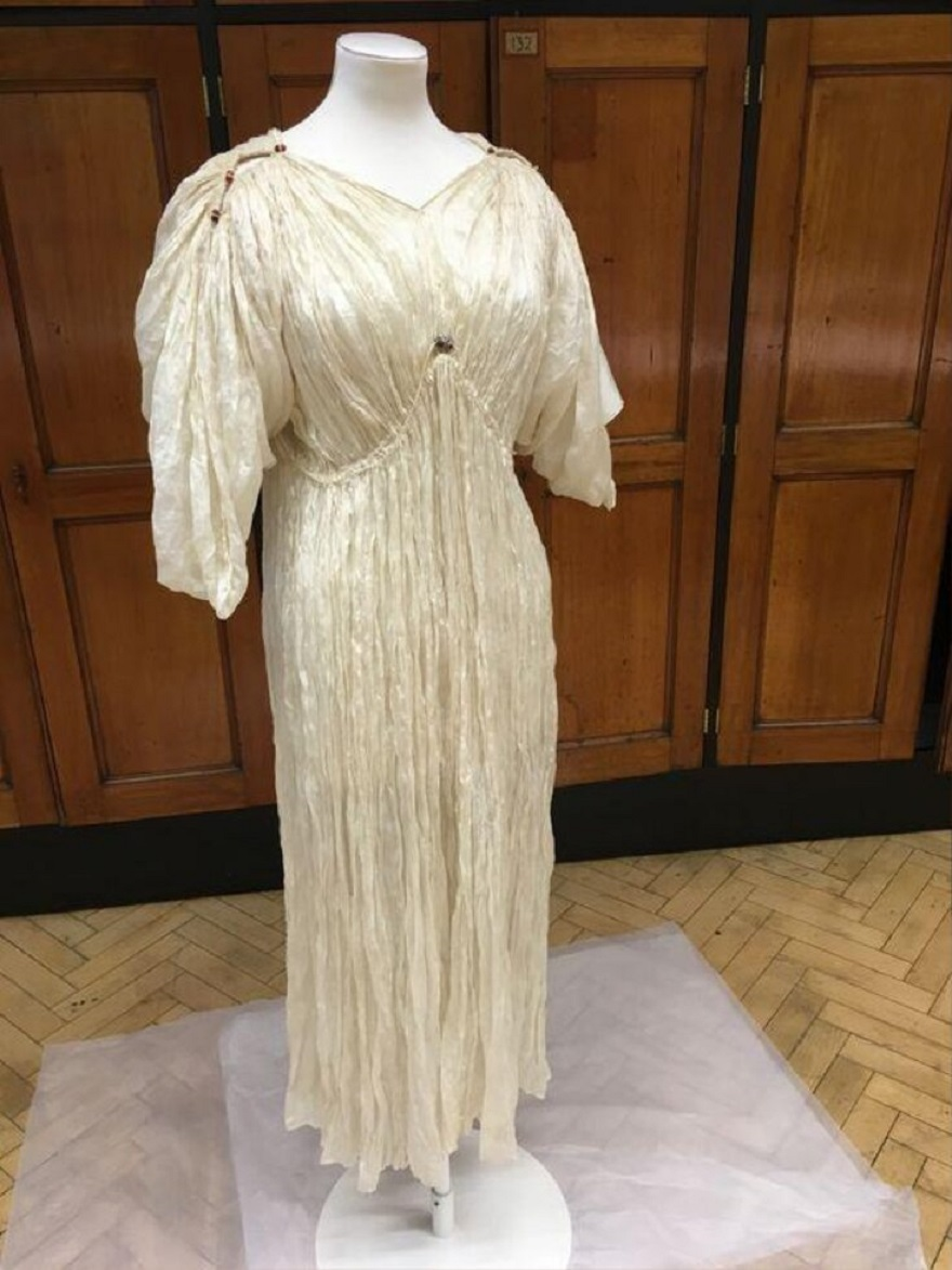 Delphos dress - Sonia Delanay