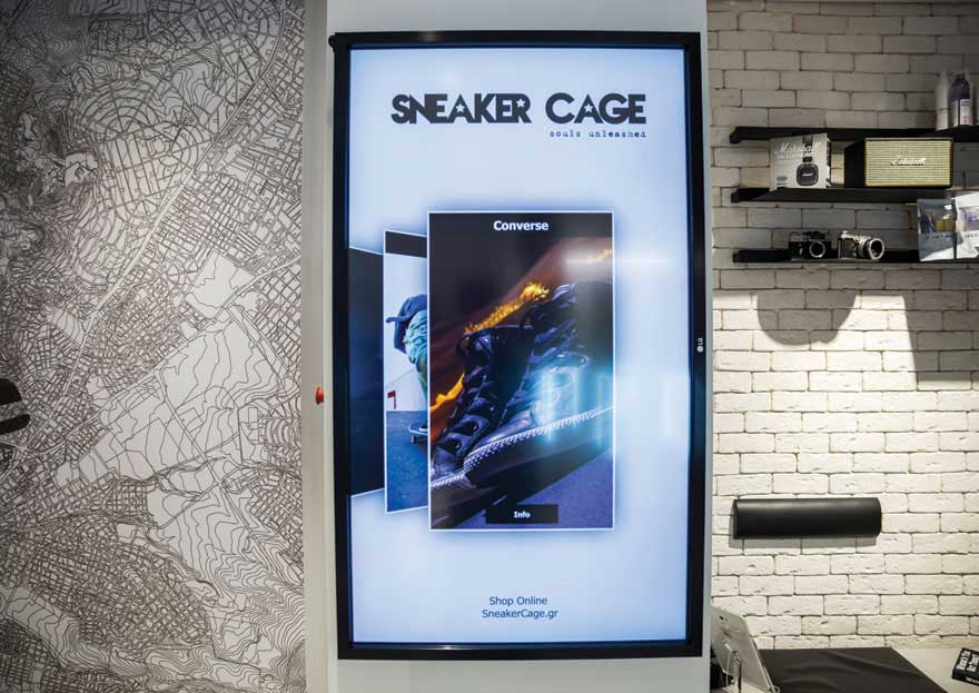 Sneaker Cage