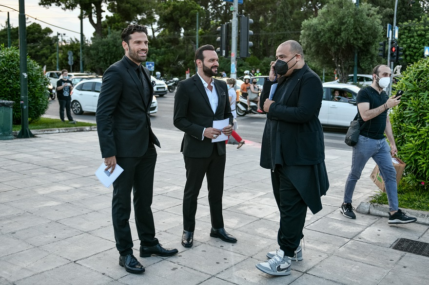 Επίδειξη μόδας του οίκου Dior στο Καλλιμάρμαρο - Κωνσταντίνος Αργυρός
