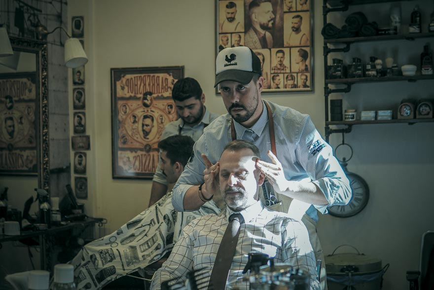 Rooster's Barbershop Athens