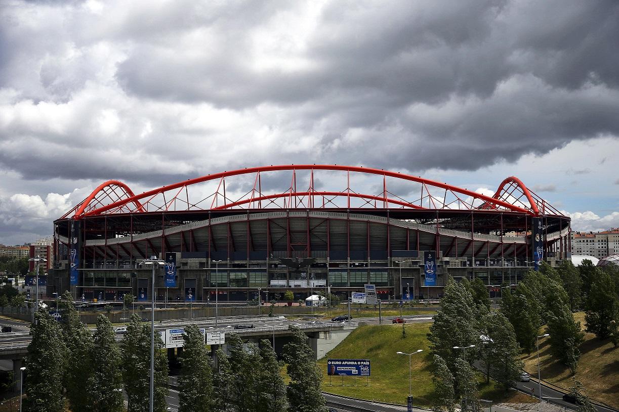 Το γήπεδο Estadio Da Luz στην Πορτογαλία όπου θα διεξαχθεί ο τελικός του Champions League 2020