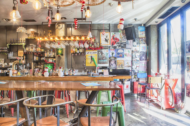 Κλείσιμο μπαρ Πεκίνο
