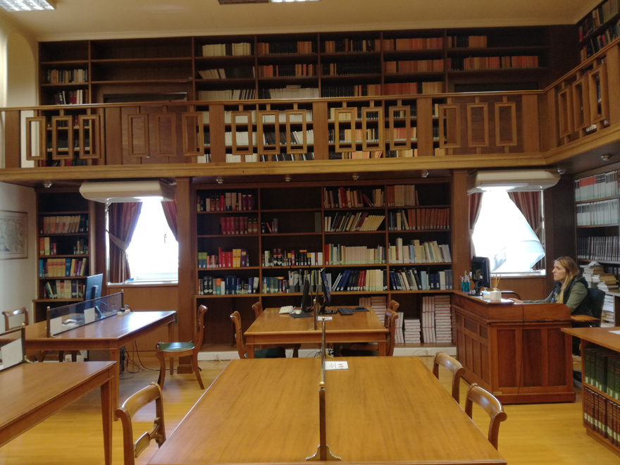 Βιβλιοθήκη της Βουλής των Ελλήνων