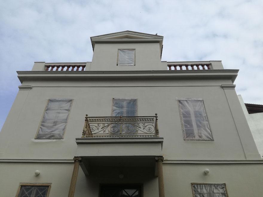 Σπίτι Γιάννη Τσαρούχη