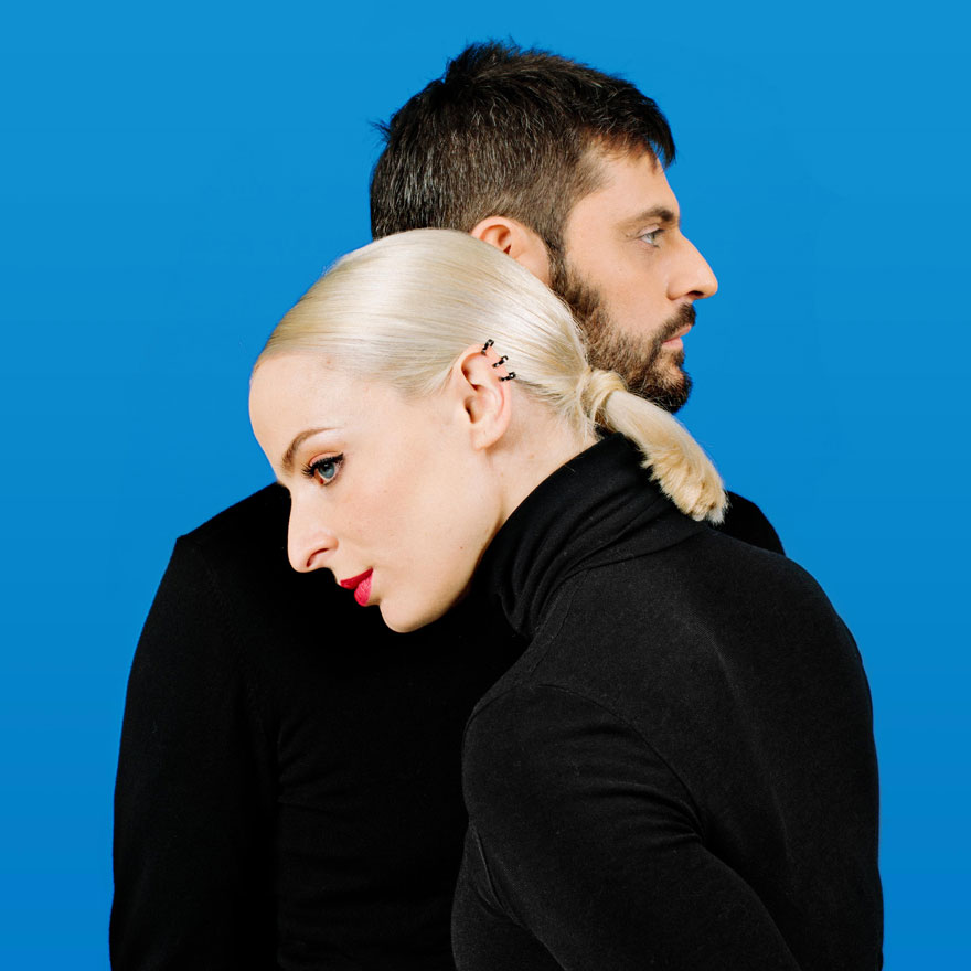 Γαλλία - Madame Monsieur