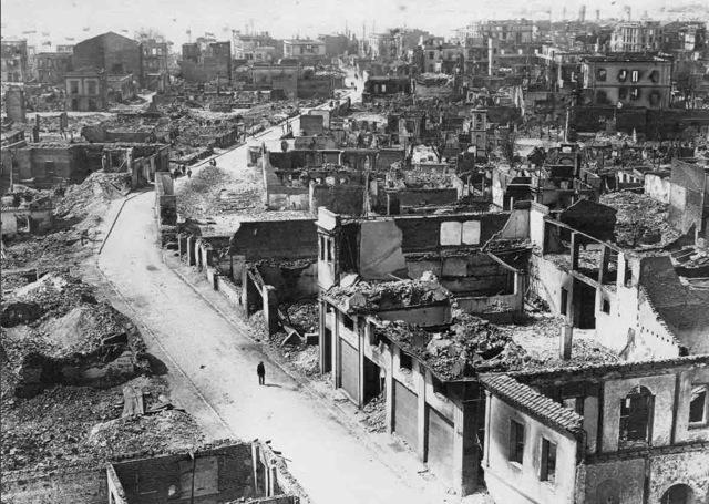 Θεσσαλονίκη, 1870 - 1917: Το Τέλος της Παλιάς μας Πόλης