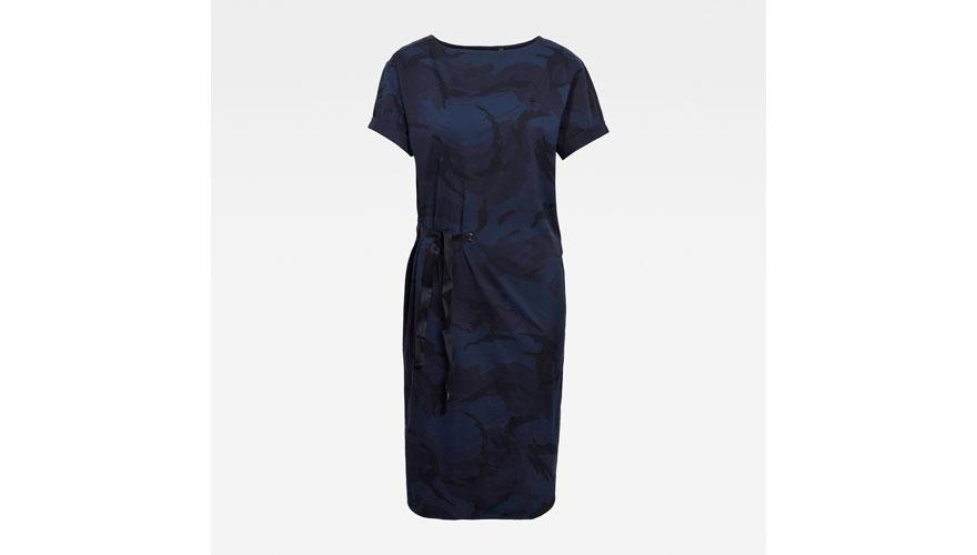 G-Star Raw, φόρεμα σε κόψιμο που θυμίζει t-shirt