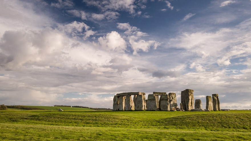 Το μνημείο Stonehedge στο Ηνωμένο Βασίλειο