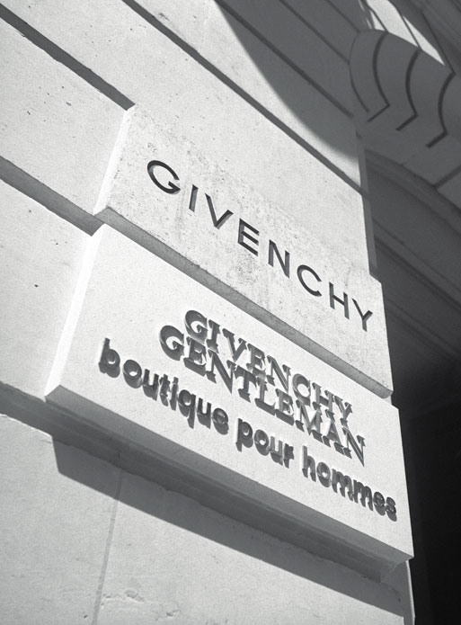 Givenchy Archives