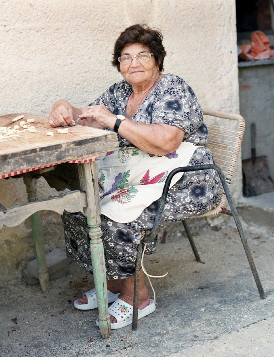 Η Ciccina από τη Σικελία