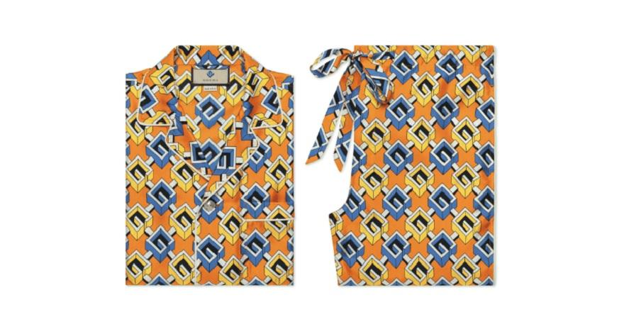 Πιτζάμες Gucci