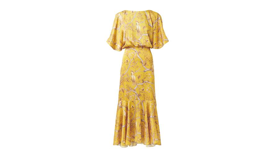 Η&Μ, μάξι φόρεμα από τη σειρά Johanna Ortiz x H&M